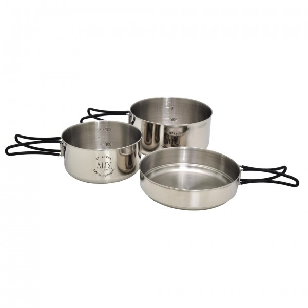 Alb Forming - Makalu Three-Piece Set - Cooking set