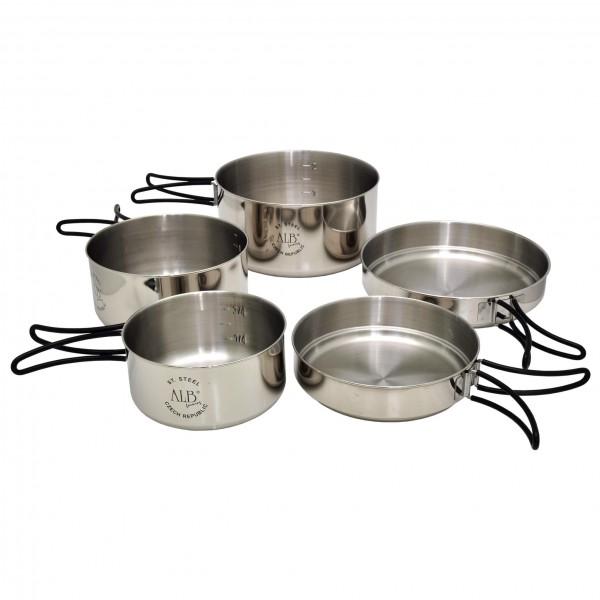 Alb Forming - Everest Five-Piece Set - Cooking set