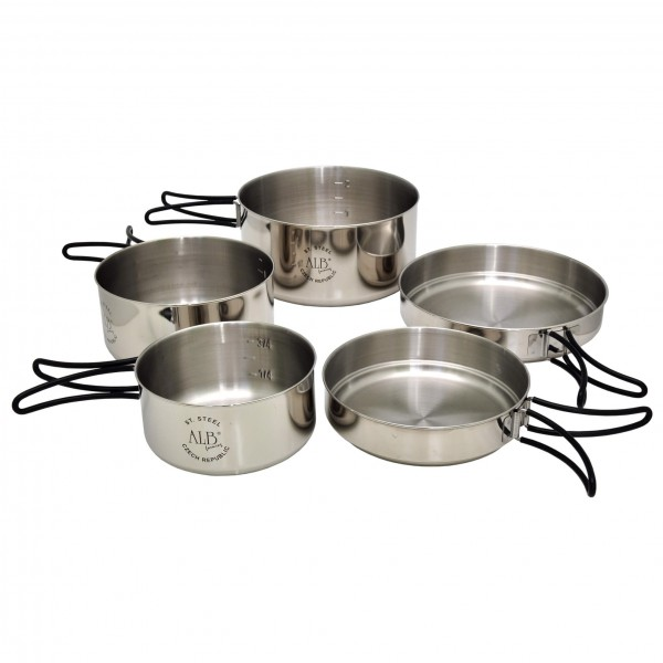 Alb Forming - Everest Five-Piece Set - Cooking set