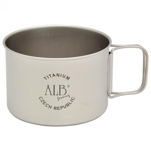 Alb Forming - Titanium Cup - Drikkekrus