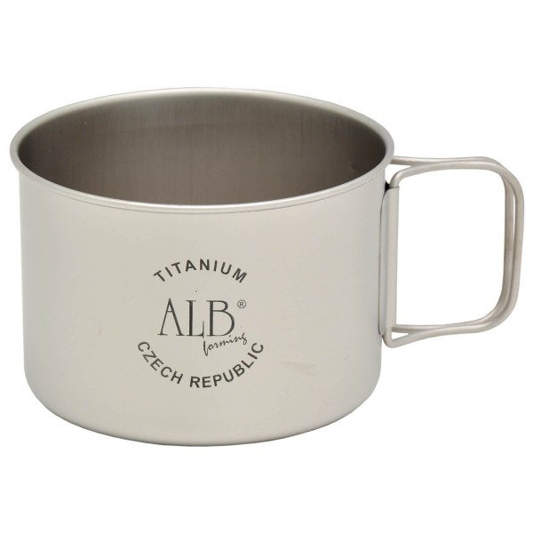 Alb Forming - Titanium Cup - Drinkbeker
