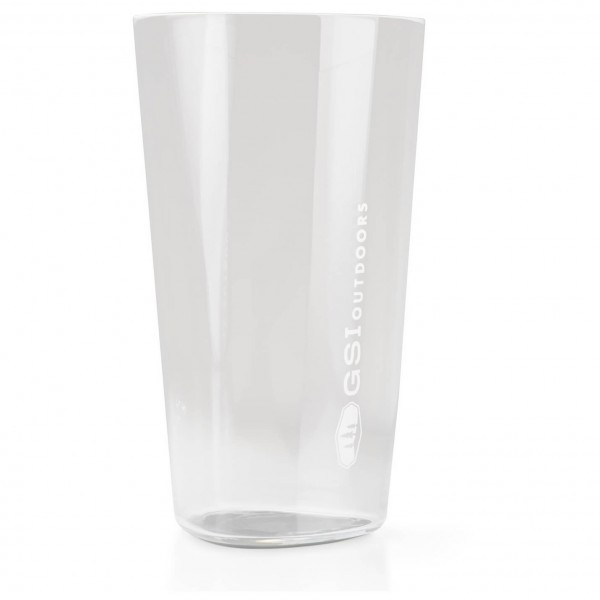 GSI - Clear Beer Pint - Drinkbeker