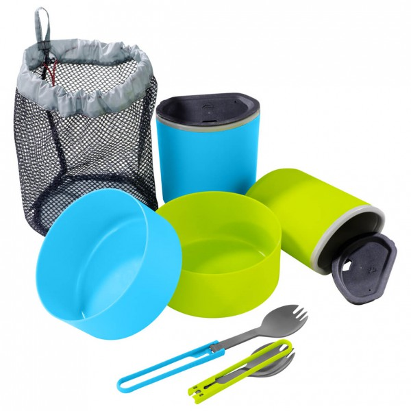 MSR - 2 Person Mess Kit - Camping tableware