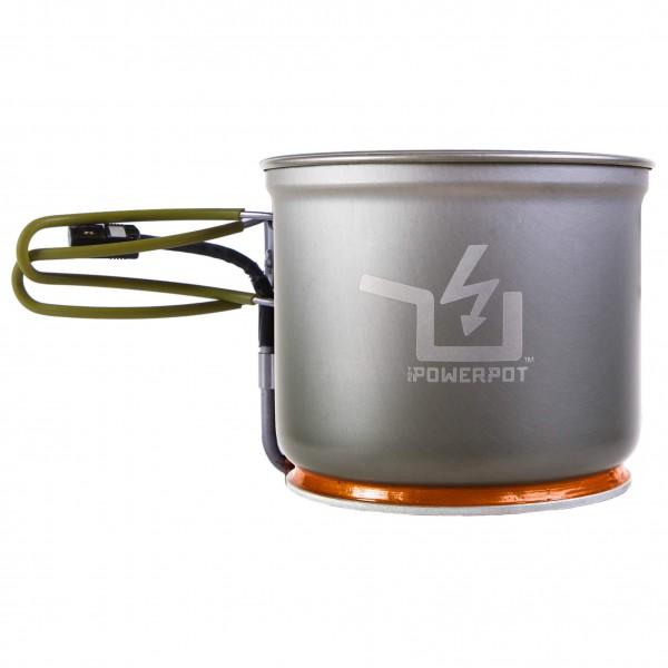 Power Practical - Powerpot 10 Watt Generator - Kastrull