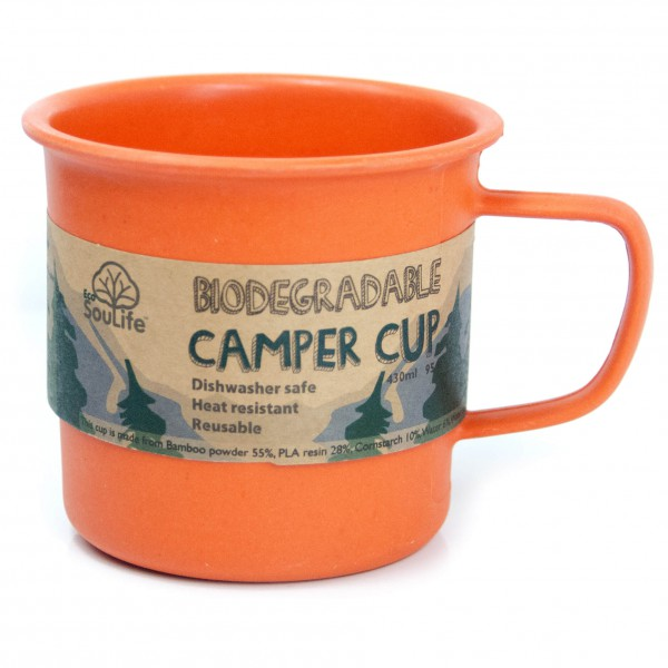 EcoSouLife - Camper Cup - Tasse de plein air