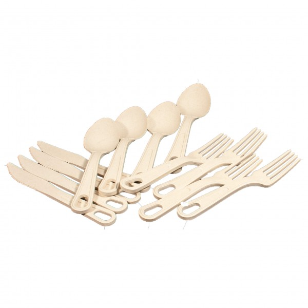 EcoSouLife - Cutlery Cluster - Set de couverts