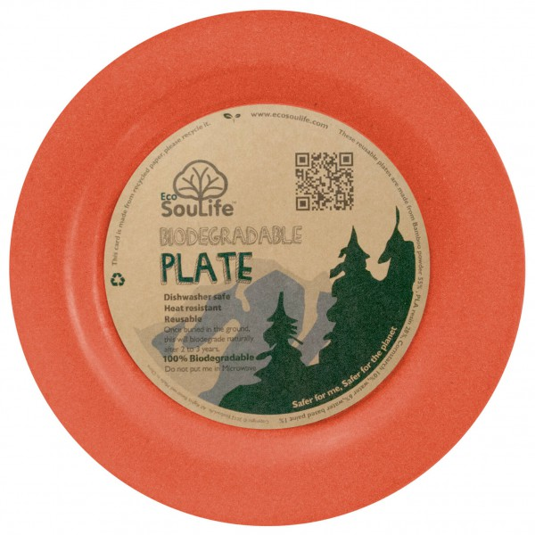 EcoSouLife - Large Dinner Plate - Tallerken