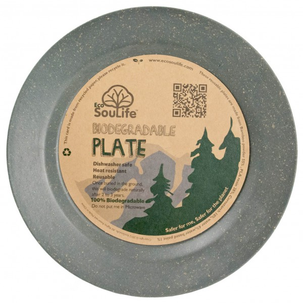 EcoSouLife - Side Plate - Assiette