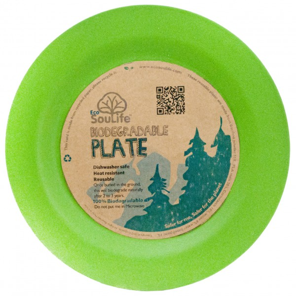 EcoSouLife - Side Plate - Plate