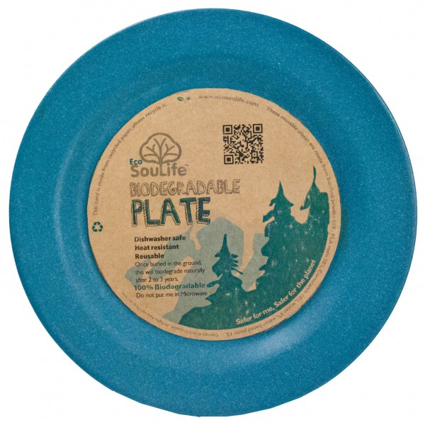EcoSouLife - Side Plate - Schotel