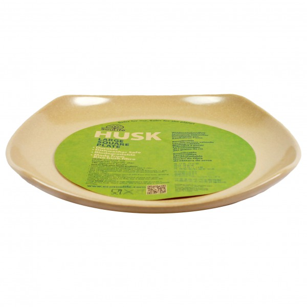 EcoSouLife - Square Plate - Plate