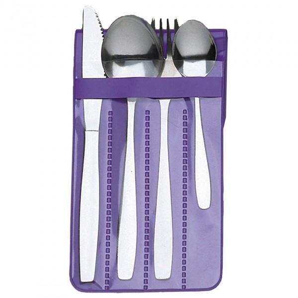 Relags - Biwak Camp Cutlery (4-piece)
