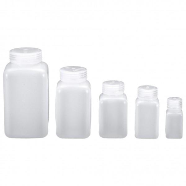 Nalgene - Leveäkaulainen pullo Nelikulmio