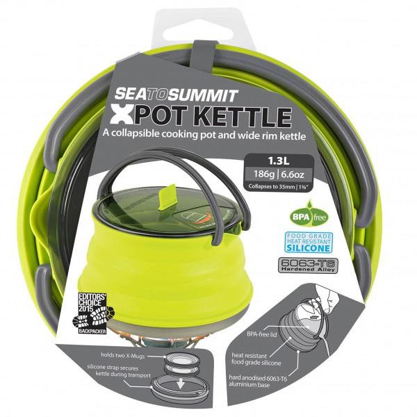 Sea to Summit - X-Kettle - Kastrull