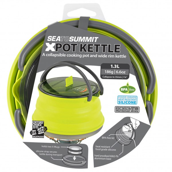 Sea to Summit - X-Kettle - Vesipannu