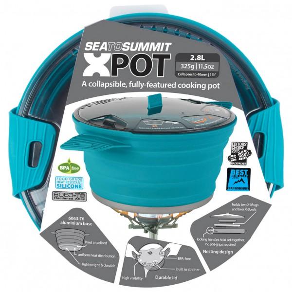 Sea to Summit - X-Pot - Topf