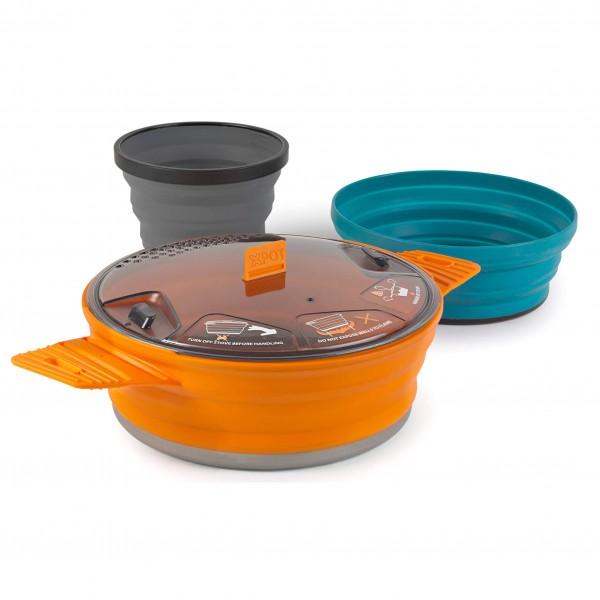 Sea to Summit - X-Set 21 - Kit de vaisselle