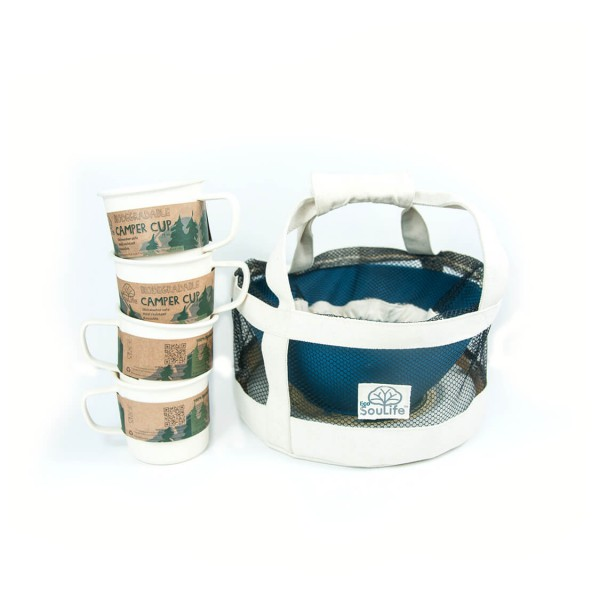 EcoSouLife - Eco Dine - Set of dishes