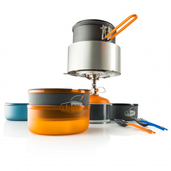GSI - Pinnacle Dualist Complete - Set de cuisson