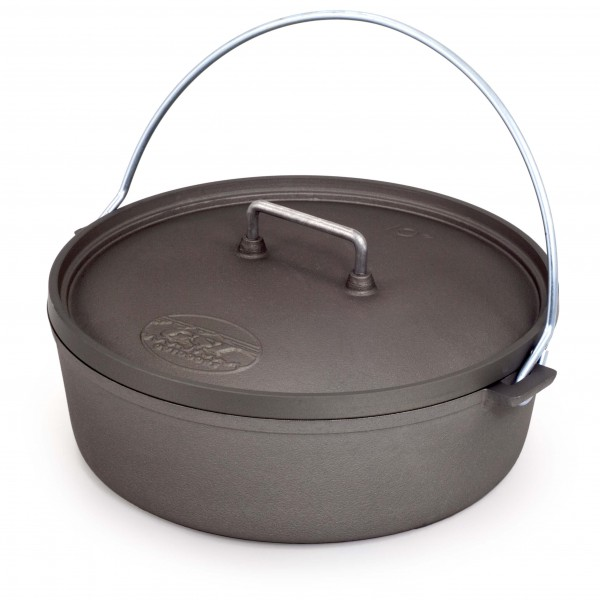 GSI - Hard Anodized Dutch Oven - Kastrull
