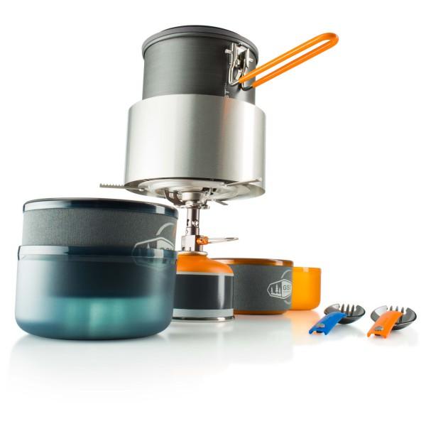GSI - Halulite Microdualist Complete - Kochset