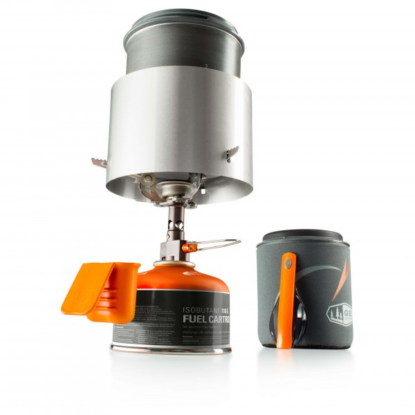 GSI - Halulite Minimalist Complete - Set de cuisson