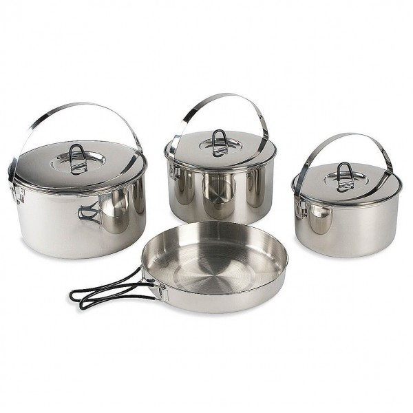 Tatonka - Family Cook Set ''L'' - Pan