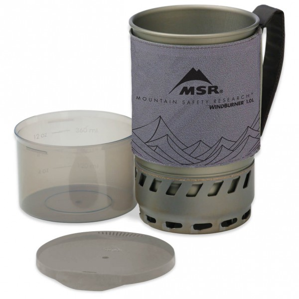 MSR - WindBurner 1.0 L Accessory Pot - Casserole