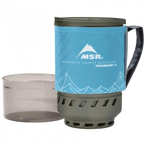MSR - WindBurner 1.8 L Accessory Pot - Pan
