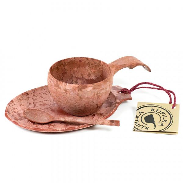 Kupilka - Geschenkset - Kopp, skål, skje