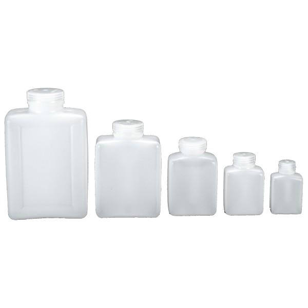 Nalgene - Weithalsflaschen rechteckig