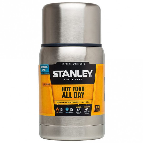 Stanley - Adventure Vacuum Food Jar - Conservation de la nou