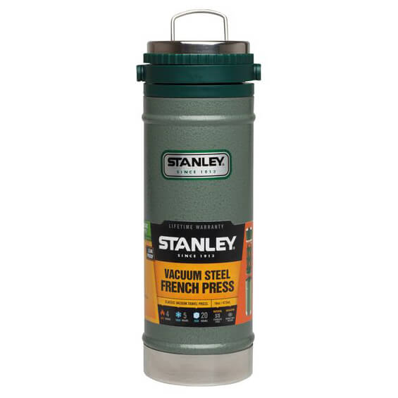 Stanley - Classic Vacuum Travel Press - Cafetière à piston