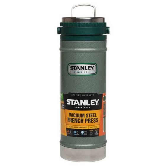 Stanley - Classic Vacuum Travel Press - Cafetière à piston