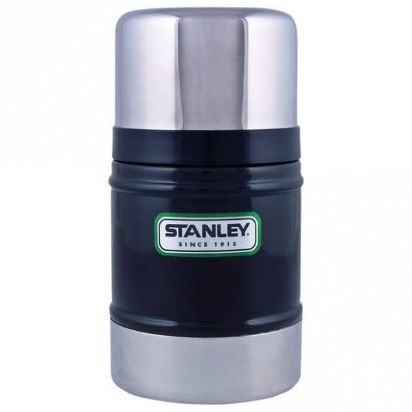 Stanley - Essbehälter mit schwarzer Lackierung