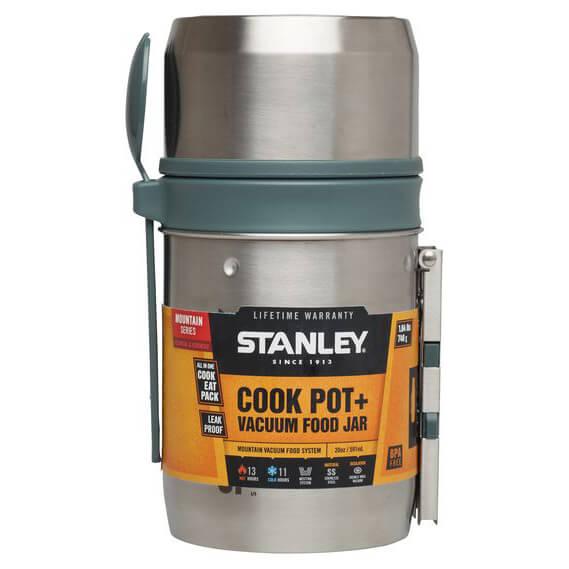 Stanley - Mountain Food-System - Conservation de la nourritu