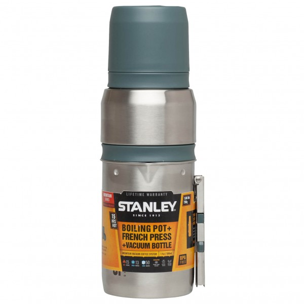 Stanley - Mountain Vakuum Coffee-System - Kaffeset