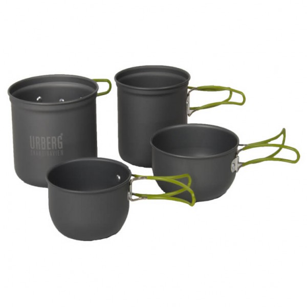 Urberg - Cooking Set - Pot