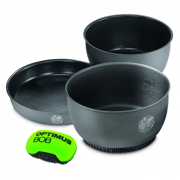 Optimus - Terra HE cooking set - Gryte