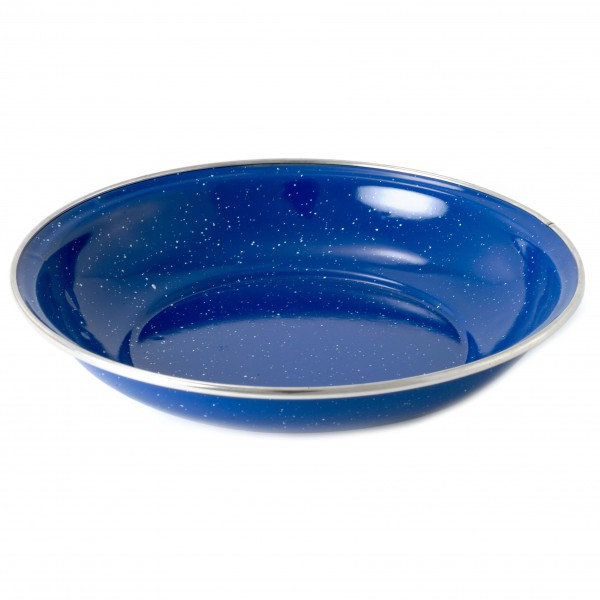 GSI - Cereal Bowl Stainless Rim - Bowl