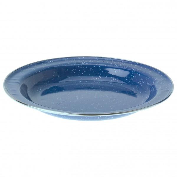 GSI - Deep Plate Stainless Rim - Tallerken