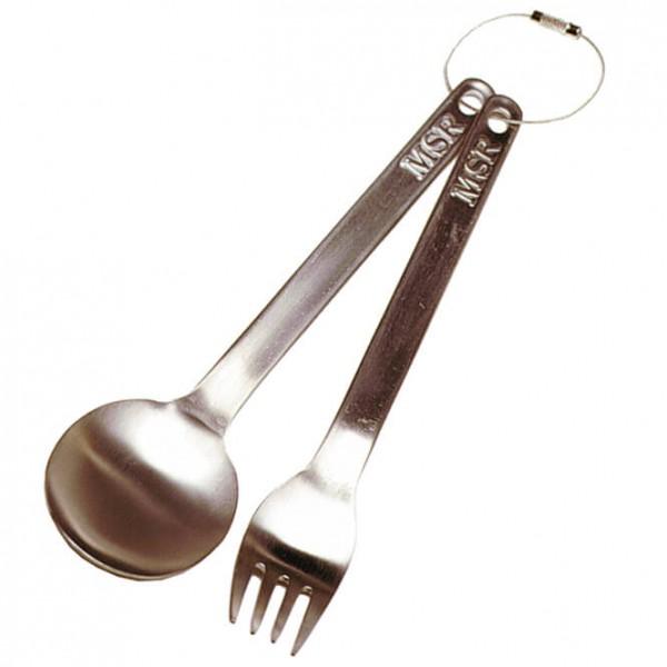 MSR - Titan Fork & Spoon