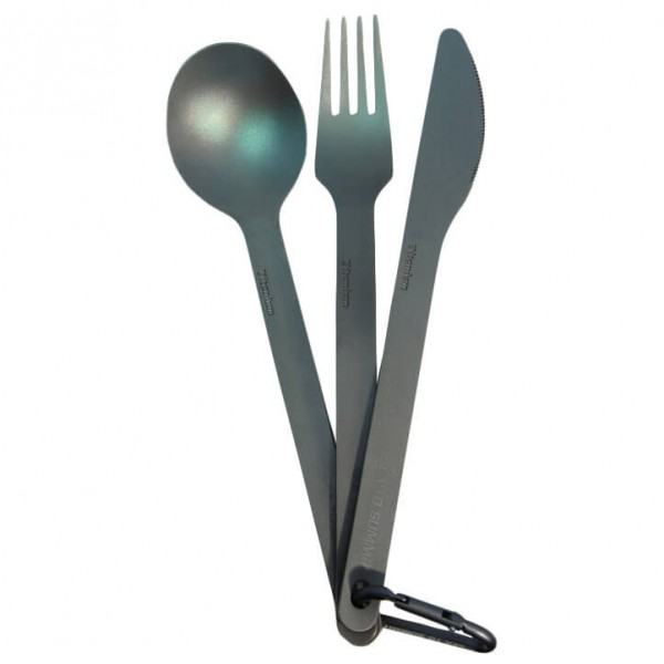 Sea to Summit - Titanium Cutlery 3-Set