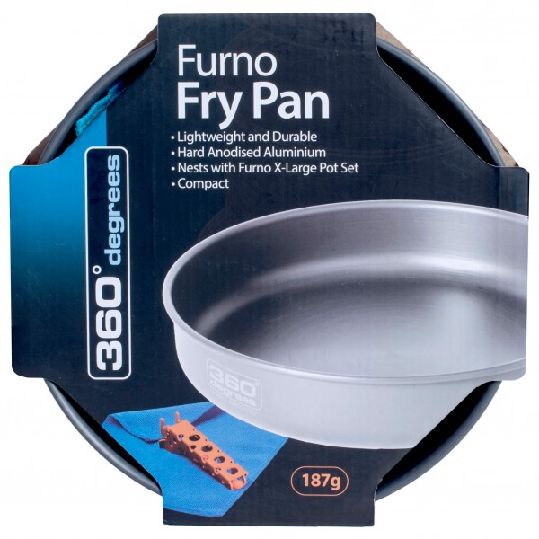 360 Degrees - Furno Fry Pan - Pande