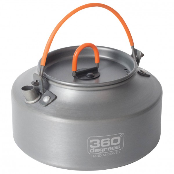 360 Degrees - Furno Kettle - Pan