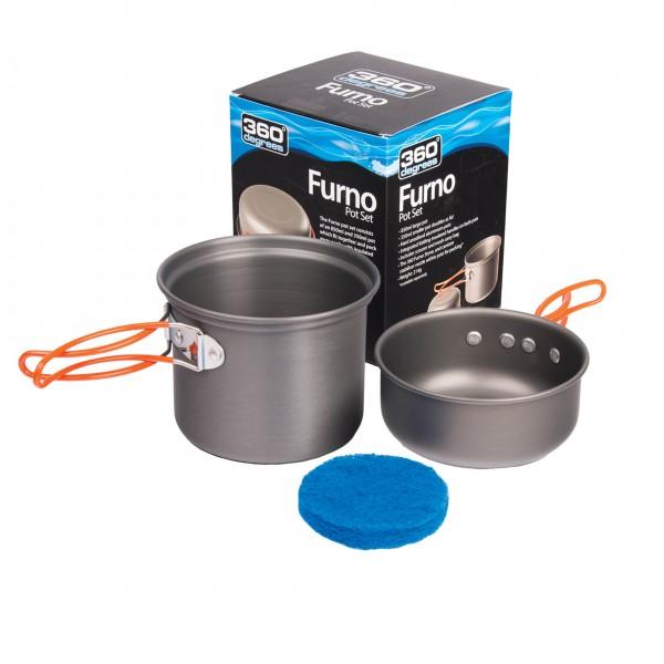 360 Degrees - Furno Pot Set - Pan