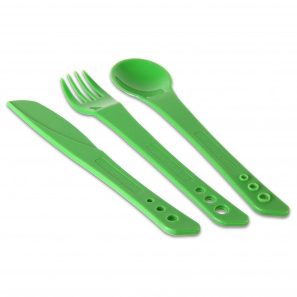 Lifeventure - Ellipse Knife Fork & Spoon Set