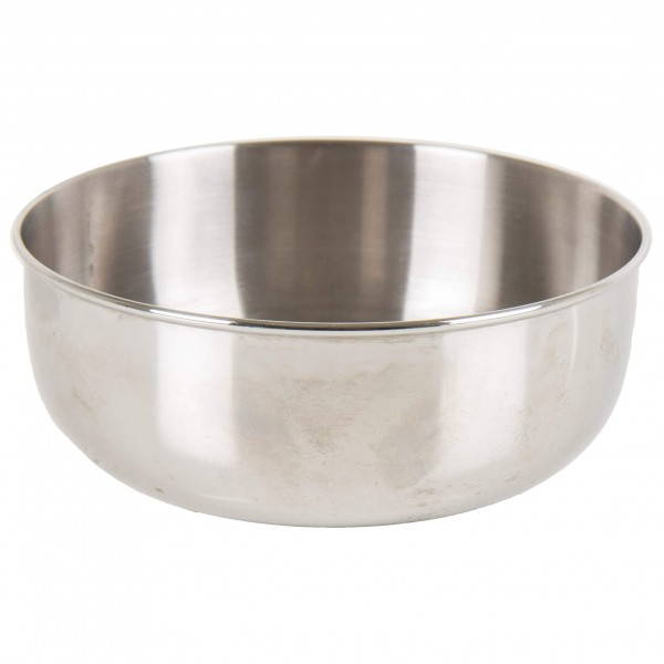 Lifeventure - Stainless Steel Camping Bowl