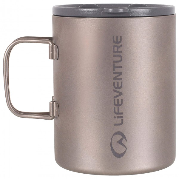 Lifeventure - Titanium Insulated Mug