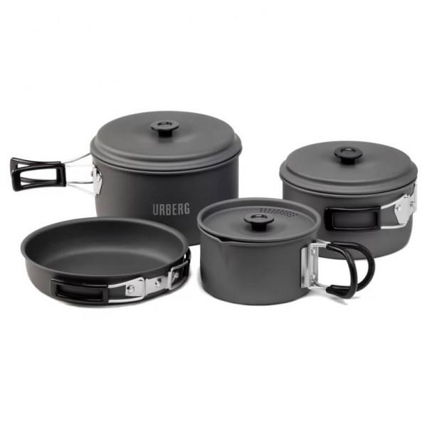 Urberg - Camping Cookset - Gryde